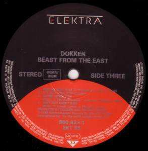Dokken: Beast From The East (2-LP) - Bild 5
