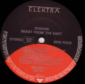 Dokken: Beast From The East (2-LP) - Bild 6