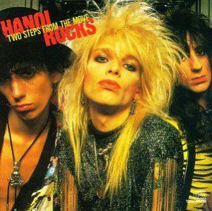 Cover - Hanoi Rocks: Two Steps From The Move