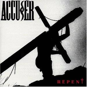 Accu§er: Repent - Cover