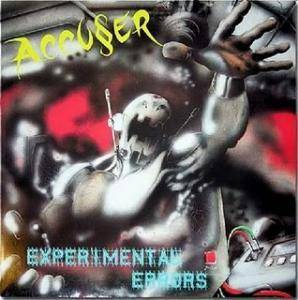 Accu§er: Experimental Errors - Cover