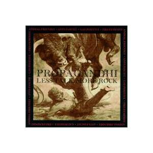 Cover - Propagandhi: Less Talk, More Rock