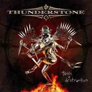 Thunderstone: Tools Of Destruction - Cover