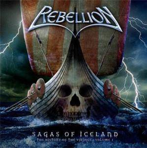 Rebellion: Sagas Of Iceland - The History Of The Vikings Volume I (CD) - Bild 1