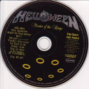 Helloween: Master Of The Rings (CD) - Bild 5
