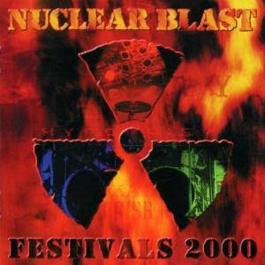 Nuclear Blast Festivals 2000 - Cover