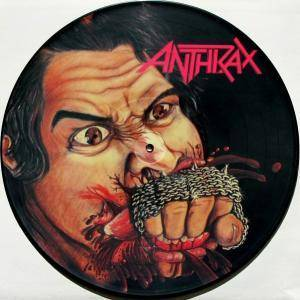 Anthrax: Fistful Of Metal (PIC-LP) - Bild 1