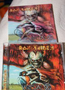 Iron Maiden: Virtual XI (CD) - Bild 2