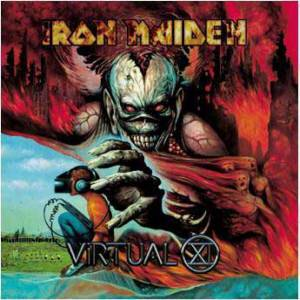 Iron Maiden: Virtual XI (CD) - Bild 1