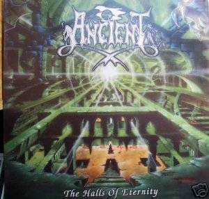 Cover - Ancient: Halls Of Eternity, The