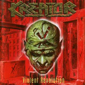 Kreator: Violent Revolution (CD) - Bild 1