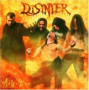 Disinter: As We Burn - Cover