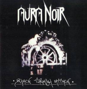 Aura Noir: Black Thrash Attack - Cover
