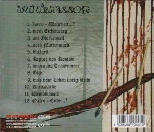 Eisregen: Wundwasser (CD) - Bild 2
