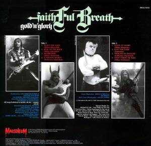 Faithful Breath: Gold 'n' Glory (LP) - Bild 2