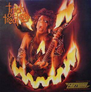 Fastway: Trick Or Treat - Cover