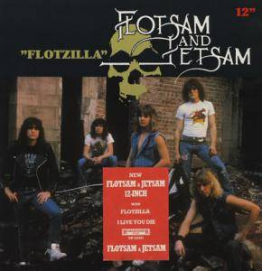 Flotsam And Jetsam: Flotzilla - Cover