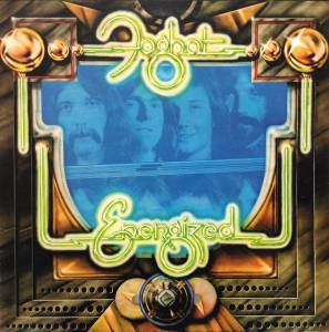 Foghat: Energized - Cover