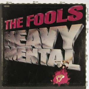Cover - Fools, The: Heavy Mental