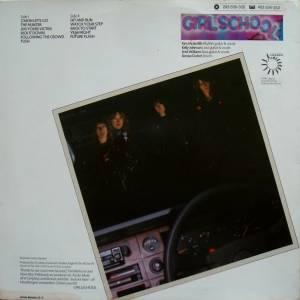 Girlschool: Hit And Run (LP) - Bild 2