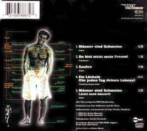 Die Ärzte: Ein Schwein Namens Männer (Single-CD) - Bild 2