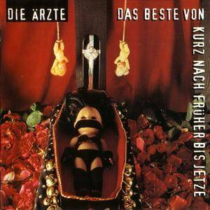 Die Ärzte: Das Beste Von Kurz Nach Früher Bis Jetze (2-CD) - Bild 1