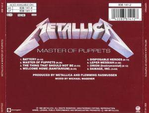 Metallica: Master Of Puppets (CD) - Bild 2