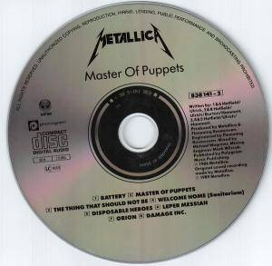 Metallica: Master Of Puppets (CD) - Bild 3