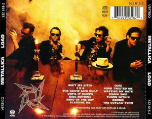 Metallica: Load (CD) - Bild 2