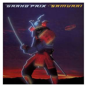 Grand Prix: Samurai - Cover