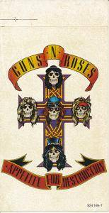 Guns N' Roses: Appetite For Destruction (LP) - Bild 2