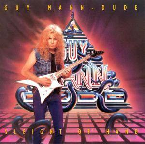 Guy Mann-Dude: Sleight Of Hand - Cover