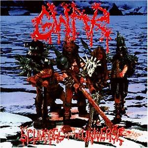 GWAR: Scumdogs Of The Universe - Cover