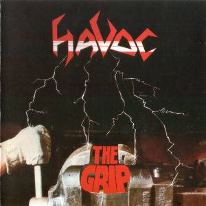 Havoc: Grip, The - Cover