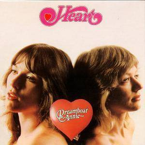 Heart: Dreamboat Annie - Cover