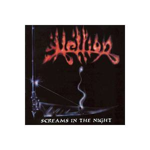 Hellion: Screams In The Night - Cover