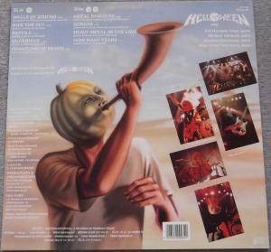 Helloween: Walls Of Jericho (LP) - Bild 2