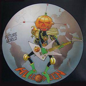 "Helloween: Future World (PIC-12"") - Bild 1"