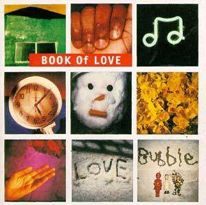 Cover - Book Of Love: Lovebubble