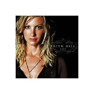 Faith Hill: Cry - Cover