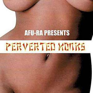 Cover - Afu-Ra: Presents: Perverted Monks