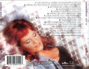 Andrea Berg: Best Of (CD) - Bild 2