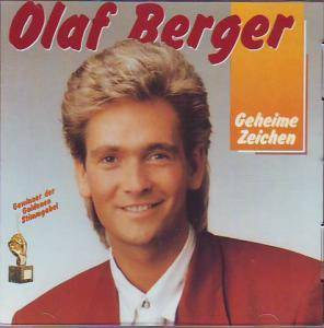 Cover - Olaf Berger: Geheime Zeichen
