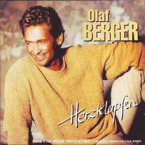 Cover - Olaf Berger: Herzklopfen