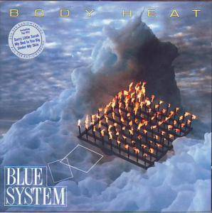 Cover - Blue System: Body Heat