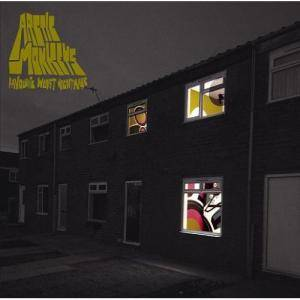 Arctic Monkeys: Favourite Worst Nightmare - Cover