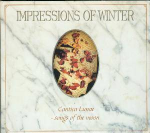 Cover - Impressions Of Winter: Cantica Lunae - Songs Of The Moon