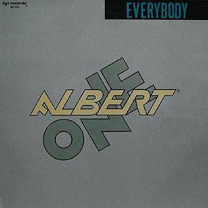 Cover - Albert One: Everybody