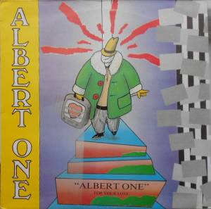 Cover - Albert One: For Your Love