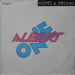 Cover - Albert One: Hopes & Dreams